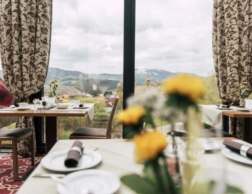 Frühstücken im Vital-Hotel-Styria